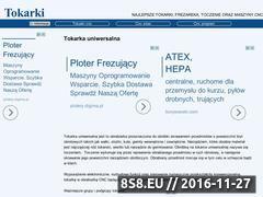 Miniaturka domeny www.tokarki.edusites.pl