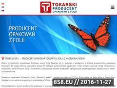 Miniaturka domeny www.tokarski.com.pl