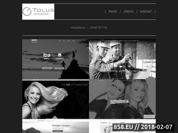Zrzut strony Strony internetowe... Olsztyn, Ostróda, Dobre miasto, Mrągowo?
