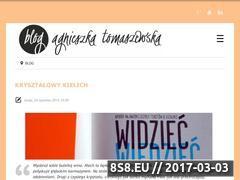 Miniaturka domeny tomaszewska.eu