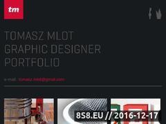 Miniaturka domeny www.tomaszmlot.pl