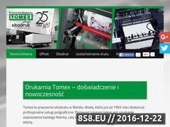 Miniaturka domeny www.tomexsc.pl