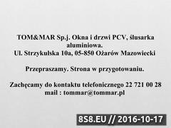 Miniaturka domeny www.tommar.pl