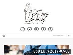 Miniaturka domeny tomykobiety.pl
