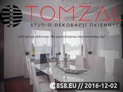 Miniaturka domeny www.tomzal.pl