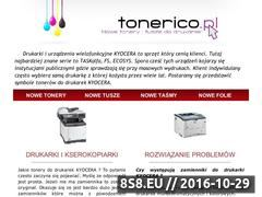 Miniaturka domeny toner-kyocera.pl