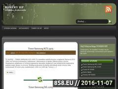 Miniaturka domeny tonerhp.pl