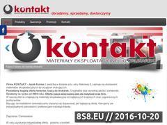 Miniaturka domeny www.tonery-kontakt.pl