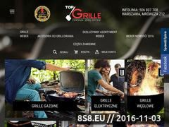 Miniaturka Grill elektryczny <strong>warszawa</strong> orazgrill ogrodowy (top-grille.pl)