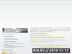 Miniaturka domeny www.topfence.eu