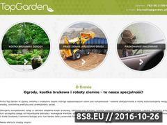Miniaturka domeny www.topgarden.pl