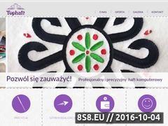 Miniaturka domeny tophaft.pl