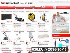 Miniaturka domeny www.topmarket.pl