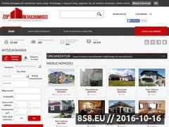 Miniaturka domeny www.topnieruchomosci.pl