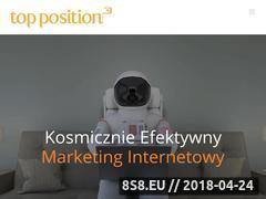 Miniaturka topposition.eu (Top Position - <strong>pozycjonowanie</strong> stron)