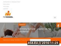 Miniaturka topschool-pnf.pl (Szkolenia rehabilitacyjne)