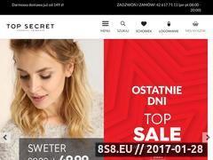 Miniaturka domeny www.topsecret.pl