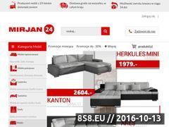 Miniaturka domeny www.toptrendymeble.pl