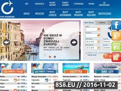 Miniaturka toptur.pl (Tanie bilety lotnicze)