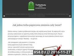 Miniaturka domeny www.torbymedia.pl