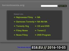 Miniaturka torrentownia.org (Pliki .<strong>torrent</strong>)