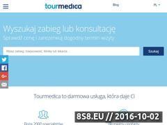 Miniaturka domeny www.tourmedica.pl
