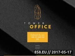 Miniaturka domeny toweroffice.pl