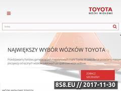 Miniaturka domeny toyota-widlowe.pl
