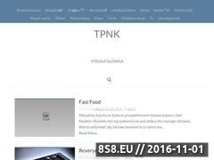 Miniaturka domeny www.tpnk.pl