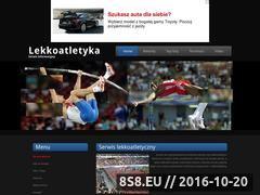 Miniaturka domeny trackandfield.cba.pl