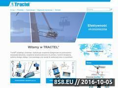 Miniaturka domeny tractel.com.pl
