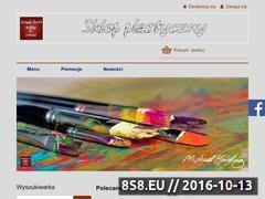 Miniaturka domeny www.tradearts.pl