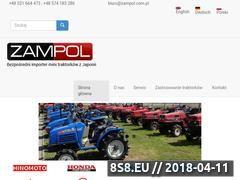 Miniaturka domeny traktorki-japonskie.pl