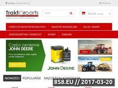 Miniaturka domeny traktorparts.pl