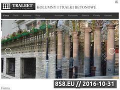 Miniaturka domeny www.tralbet.pl