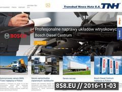 Miniaturka domeny www.transbud.com.pl