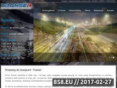 Miniaturka domeny transer.com.pl