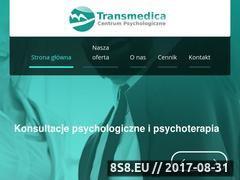 Miniaturka domeny transmedica24.pl