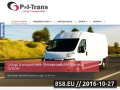 Miniaturka domeny www.transport-bialystok.pl