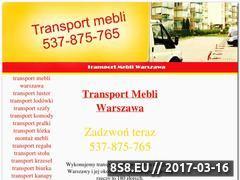 Miniaturka domeny transport-mebli-warszawa.pl