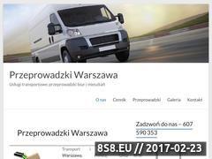Miniaturka transport-warszawa.biz.pl (Transport Warszawa)