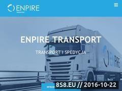 Miniaturka domeny transport.enpire.pl