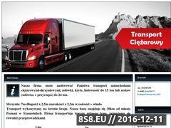 Miniaturka domeny transportciezarowy.info