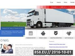 Miniaturka domeny transportdogrecji.org.pl