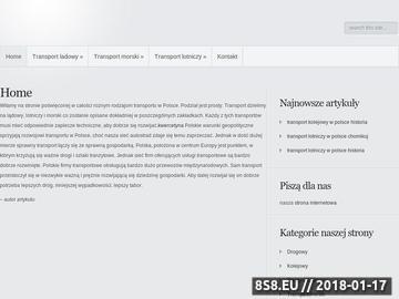 Zrzut strony Przeprowadzki, Kraków - Warszawa