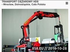 Miniaturka domeny transportihds.pl