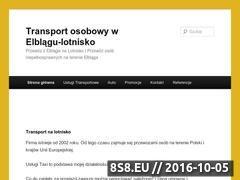 Miniaturka domeny transportosobowy.elblag.pl