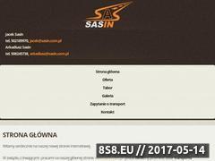 Miniaturka domeny transportponadgabarytowy.com.pl