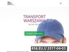 Miniaturka domeny transportprywatny.com