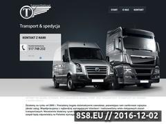 Miniaturka domeny www.transportstolica.pl